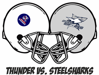Thunder vs. Steelsharks